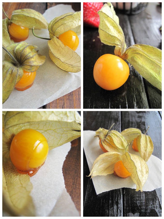 Physalis, cape gooseberry, Chinese lantern - whatever you call it it's delicious!