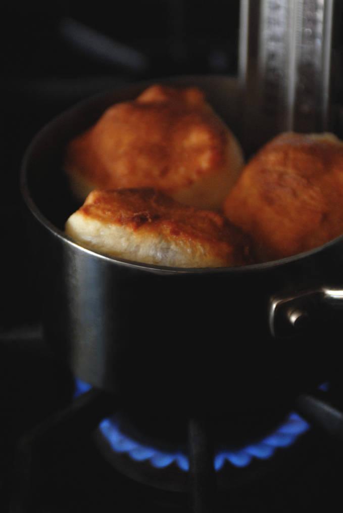 Buttermilk Beignets | IronWhisk